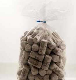 LDC 8 X 1 3/4 First Quality Straight Wine Corks 100/Bag