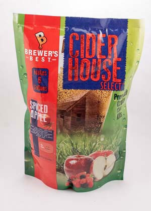 Brewers Best Cider House Select Spiced Apple Cider