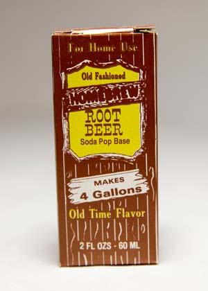LDC Root Beer Soft Drink Extract 2 Oz
