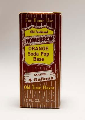 LDC Orange Soft Drink Extract 2 Oz<br /> Brewers Best