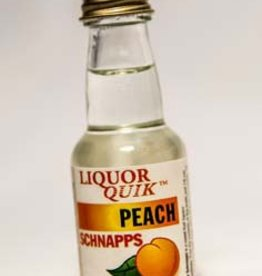 Liquor Quick Peach Schnapps Liquor Quik Essence