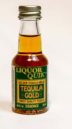 Liquor Quick Golden Tequila Liquor Quik Essence