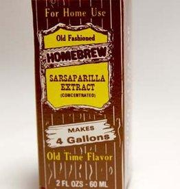LDC Sarsaparilla Soft Drink Extract 2 Oz