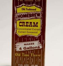 LDC Cream Soft Drink Extract 2 Oz