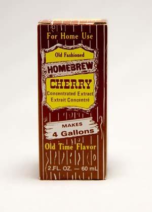 LDC Cherry Soft Drink Extract 2 Oz