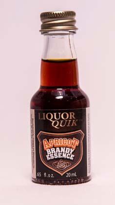 Liquor Quick Apricot Brandy Liquor Quik Essence