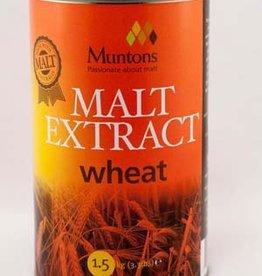 LME Muntons Plain Wheat Malt Extract - 1 Tin