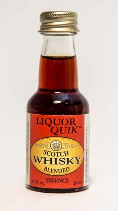 Liquor Quick Scotch Whiskey Liquor Quik Essence