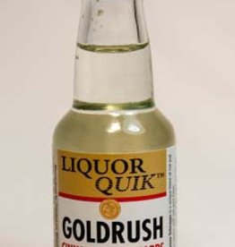 Liquor Quick Goldrush Cinnamon Schnapps Liquor Quik Essence