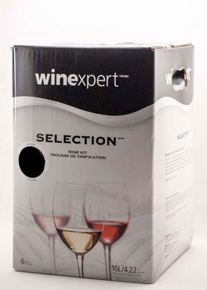 Winexpert Selection Chilean Pinot Noir 16L
