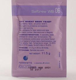 Fermentis Safbrew WB-06 Dry Wheat Beer Yeast 11.5 Grams
