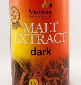 LME Muntons Plain Dark Malt Extract - 1 Tin