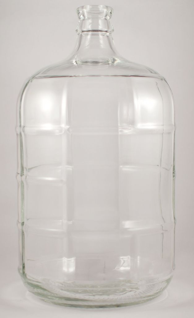 LDC 5 Gallon Glass Carboy