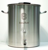 Fermentap BrewBuilt Brewing Kettle 10 Gallon