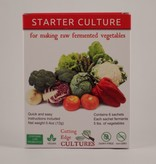 Cultures For Health Cutting Edge Starter Culture for Fresh Vegetables