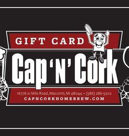 CNC $25 Gift Card