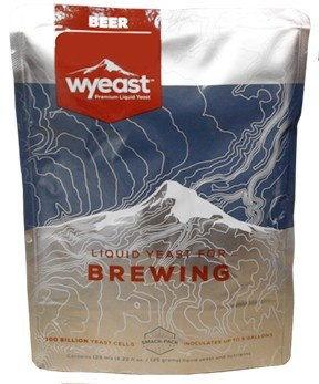 Wyeast Liquid Yeast Bavarian Wheat Blend 3056