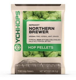 Hops German Northern Brewer Hop Pellets 1 Oz