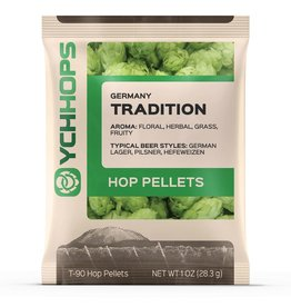 Hops German Tradition Hop Pellets  1 Oz
