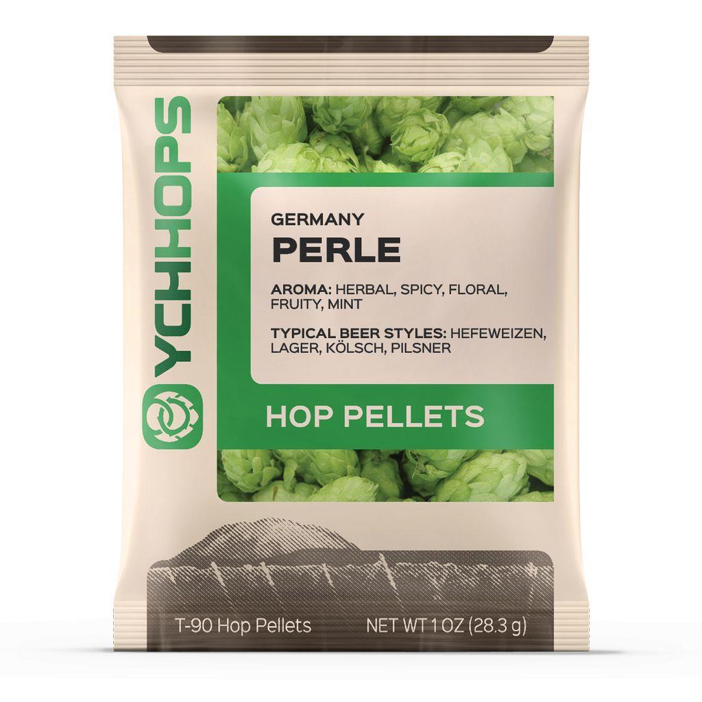 Hops German Perle Hop Pellets 1 Oz