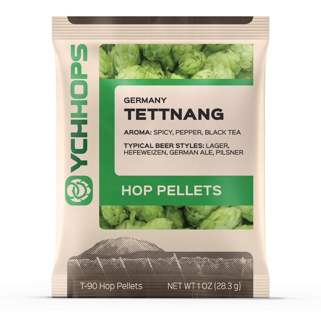 Hops German Tettnang Hop Pellets 1 Oz
