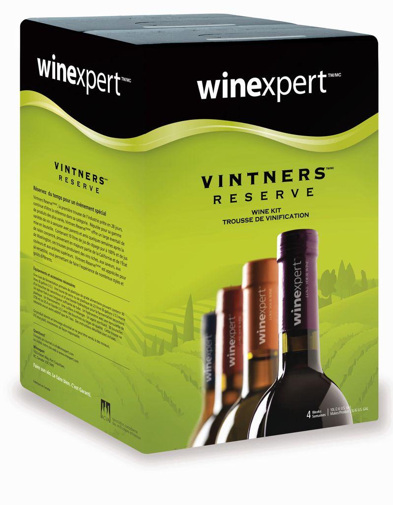 Winexpert Vintners Reserve White Zinfandel 10L