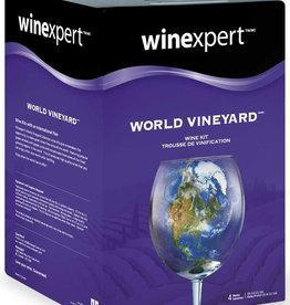 Winexpert World Vineyard California Zinfandel 10L