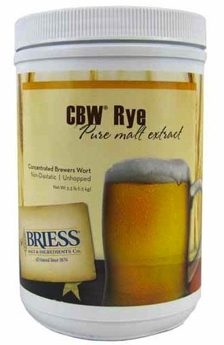 LME Briess Rye Canister 3.3 Lb