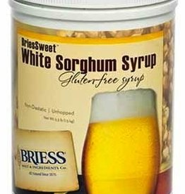 LME Briessweet White Sorghum Syrup 3.3 Lb Canister