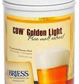 LME Briess Golden Light Canister 3.3 Lb