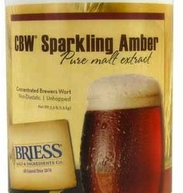 LME Briess Sparkling Amber Canister 3.3 Lb