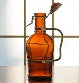BSG 2 Liter Metal Handle Growler