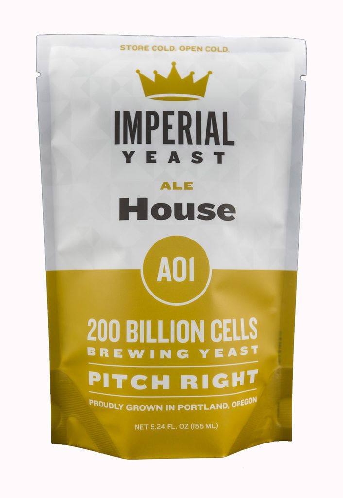 Imperial Imperial Liquid Yeast House British Ale A01