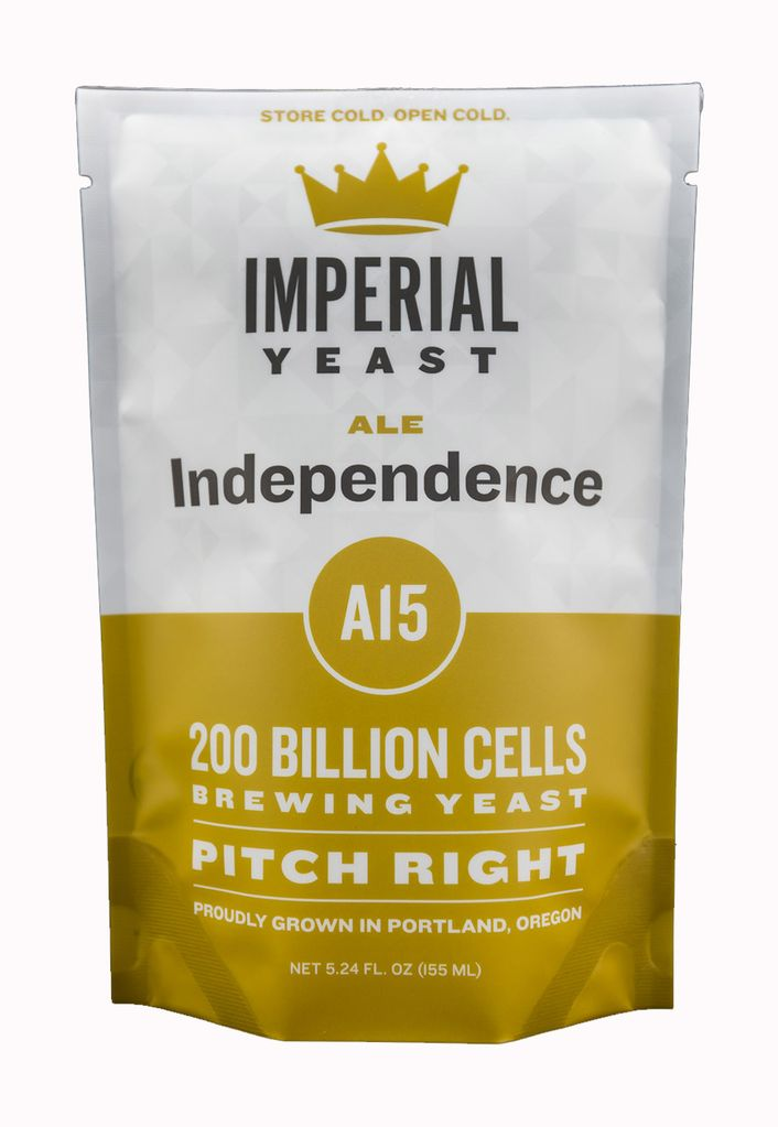 Imperial Imperial Liquid Yeast Independence American Ale II A15