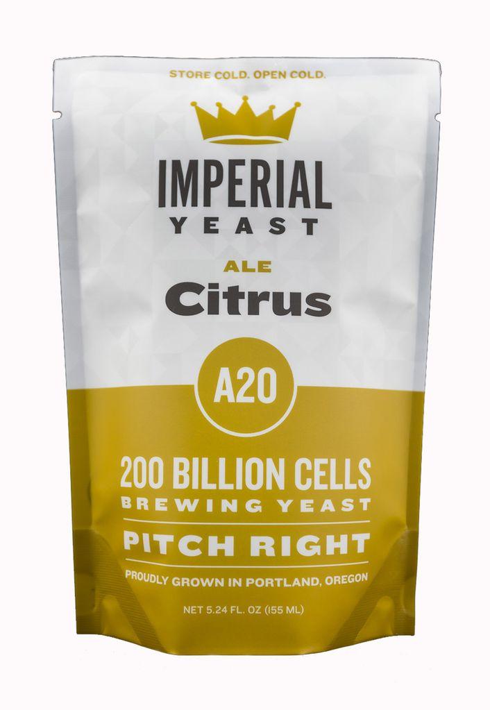 Imperial Imperial Liquid Yeast Citrus IPA A20