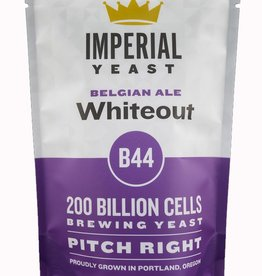 Imperial Imperial Liquid Yeast Whiteout Belgian Wit B44