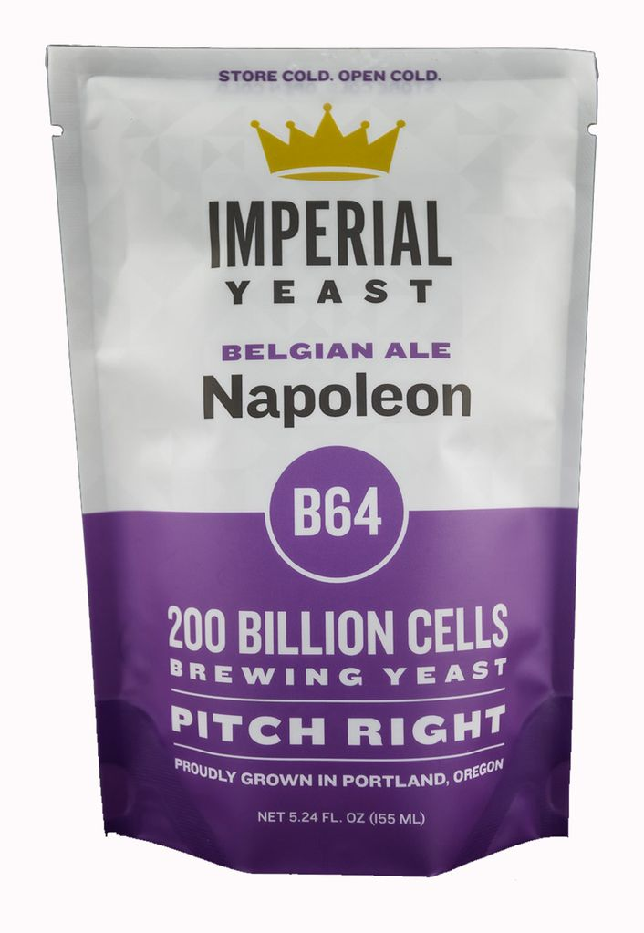 Imperial Imperial Liquid Yeast Napoleon French Saison B64