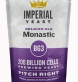 Imperial Imperial Liquid Yeast Monastic Belgian Ale B63