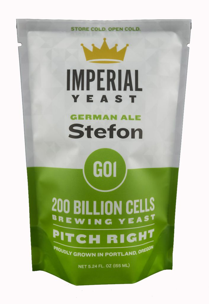 Imperial Imperial Liquid Yeast Stefon German Wheat G01