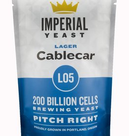 Imperial Imperial Liquid Yeast Cablecar California Lager L05