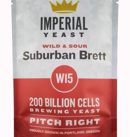Imperial Imperial Liquid Yeast Suburban Brett W15