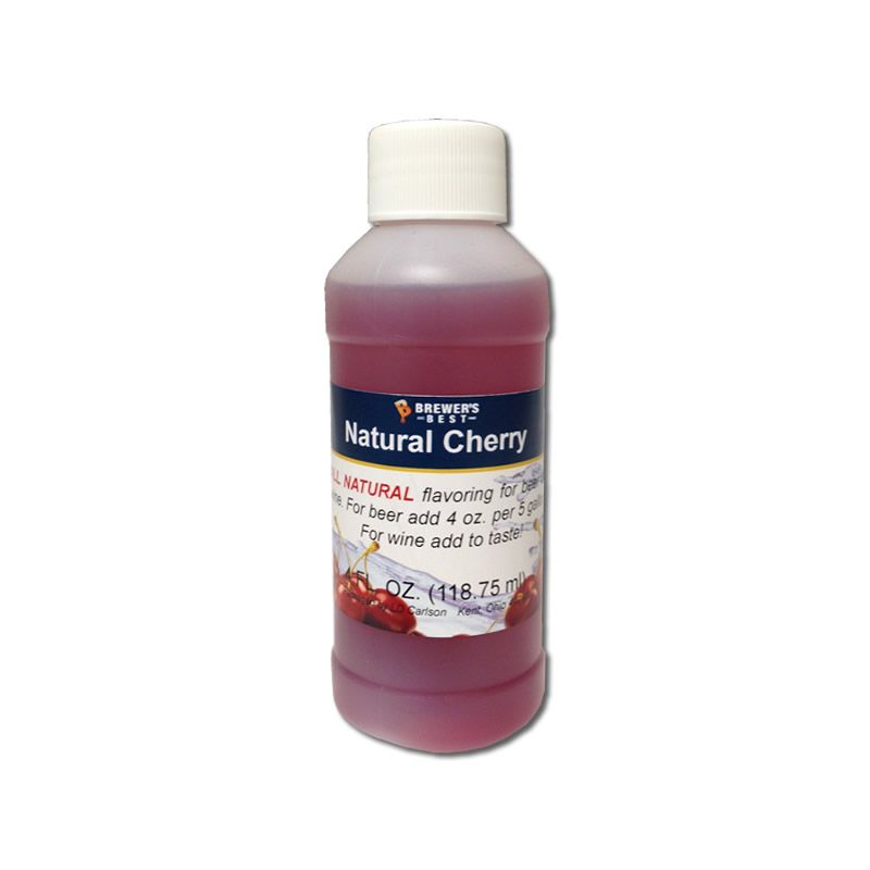 LDC Natural Cherry Flavoring Extract 4 oz