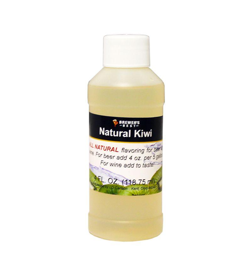 LDC Kiwi Flavoring Extract 4 Oz Natural Flavors