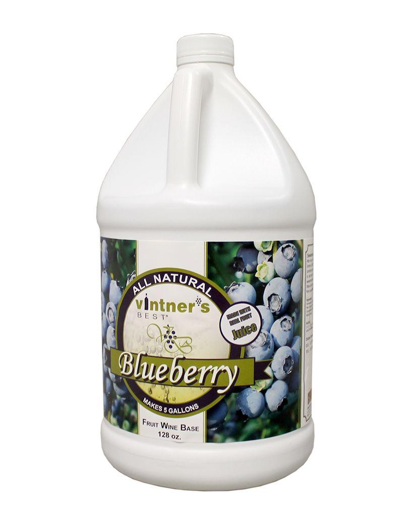 Vintners Best Vintner's Best Blueberry Wine Base  128 Oz