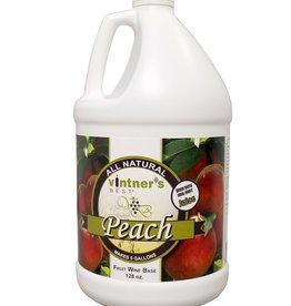 Vintners Best Vintner's Best Peach Fruit Wine Base 128 Oz