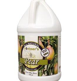 Vintners Best Vintner's Best Pear Wine Base 128 Oz
