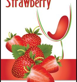 Winexpert Island Mist Strawberry Mist Wine Labels 30/pack