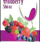 Winexpert Island Mist Wildberry Mist Wine Labels 30/pack