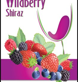 Winexpert Island Mist Wildberry Mist Wine Labels 30/pack