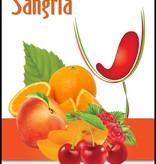 Winexpert Island Mist Sangria Mist Wine Labels 30/pack